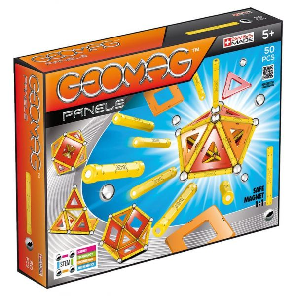 Geomag Panels 50 Piece Set