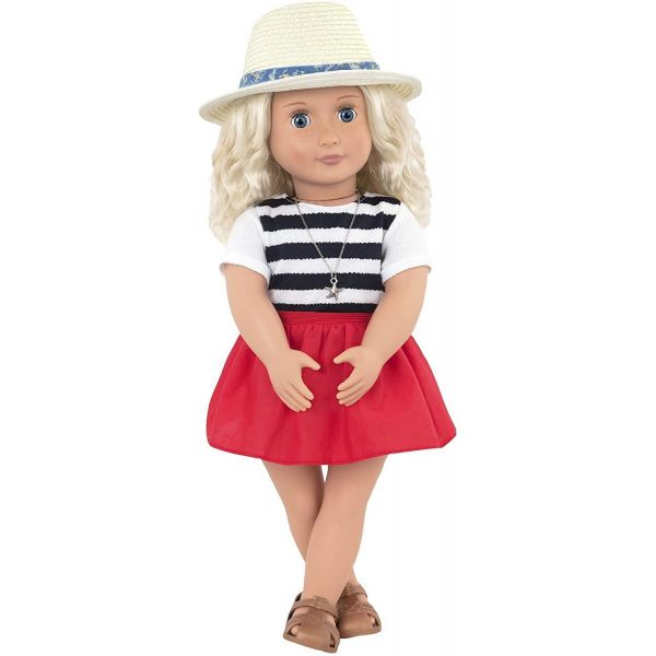 """Our Generation Clarissa 18"""" Doll"""