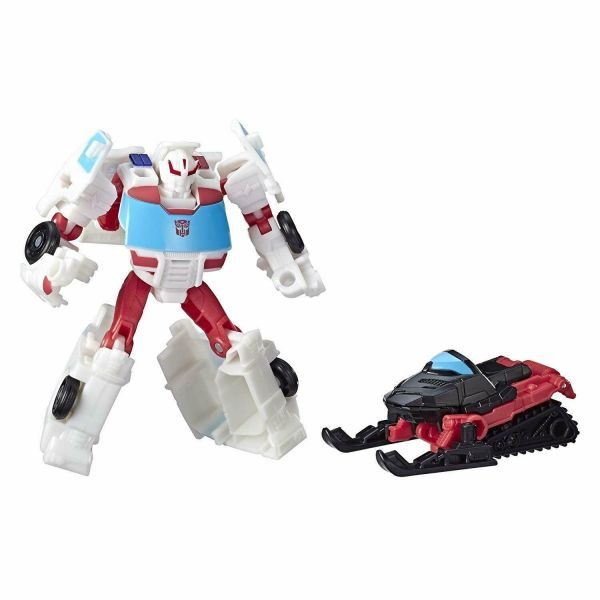 Transformers Cyberverse Battle Ratchet & Blizzard Breaker
