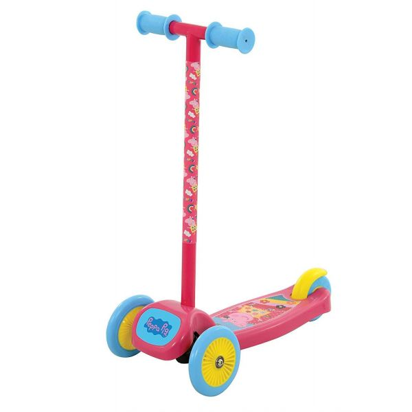 Peppa Pig Tilt 'n' Turn Scooter