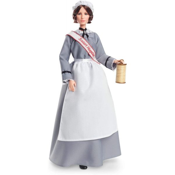 Barbie Inspiring Women Doll Florence Nightingale