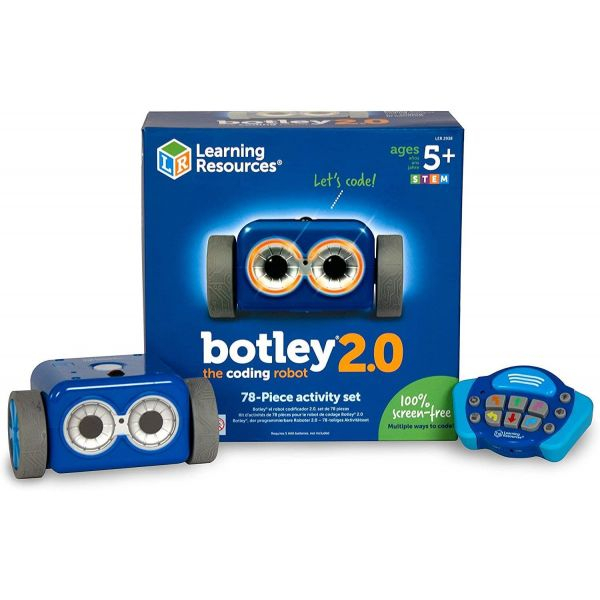 Learning Resources Botley 2.0  Activity Set