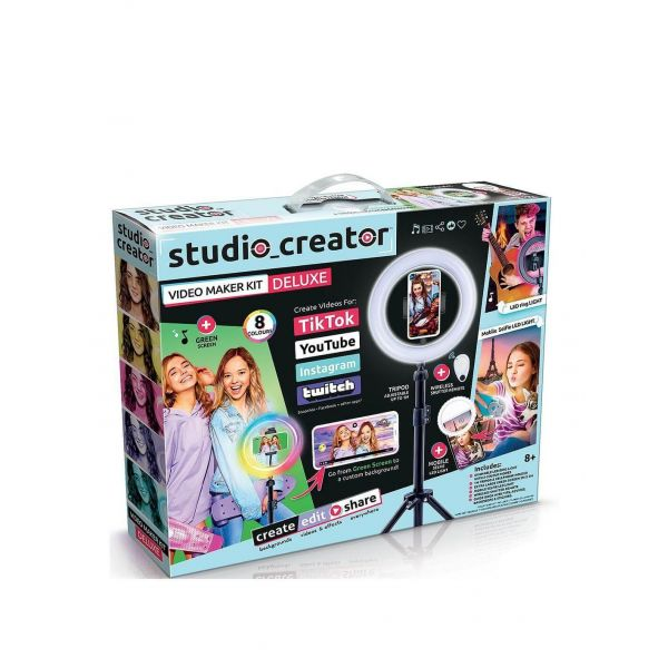 Studio Creator Deluxe Video Maker Kit