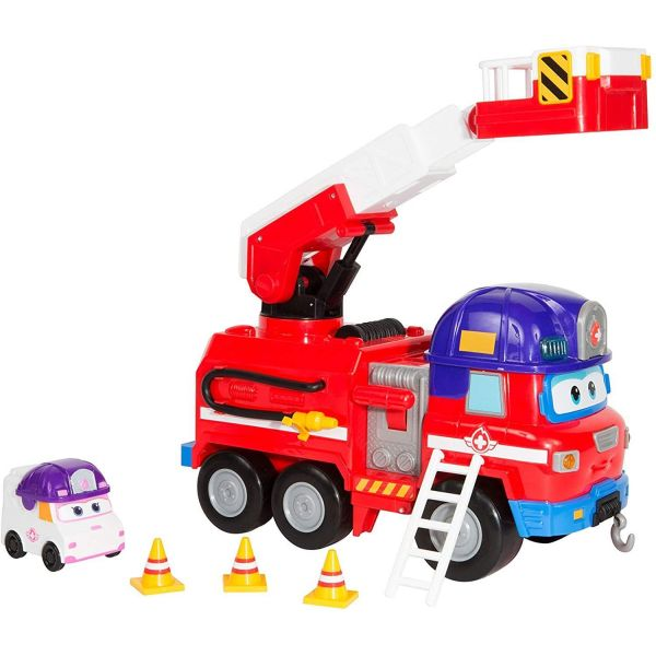 Superwings Rescue Riders