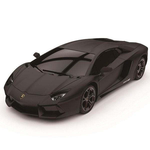 1:24 Scale RC Lamborghini Aventador Black