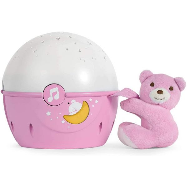 Chicco Pink Next2Stars Projector