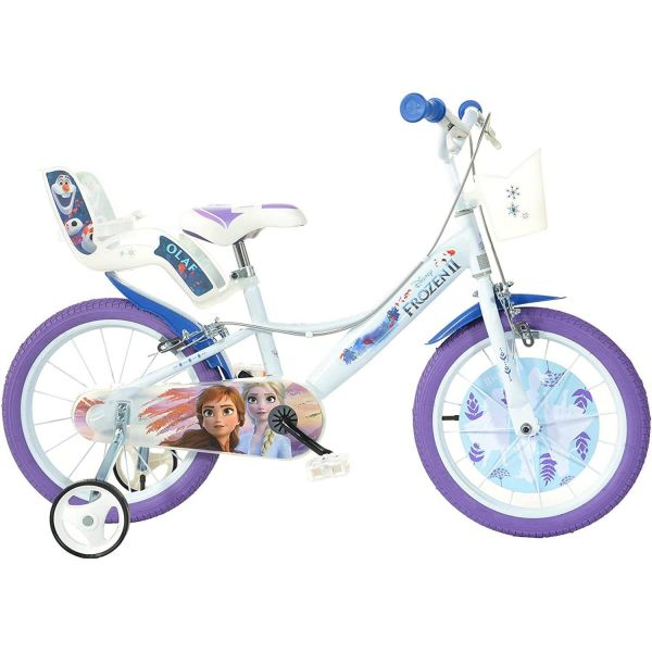 "Disney Frozen 2 16"" Bike"