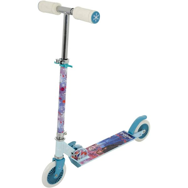 Disney Frozen 2 Folding In-Line Scooter