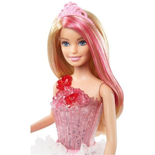 Barbie Dreamtopia Sweetville Princess Blonde Hair Doll