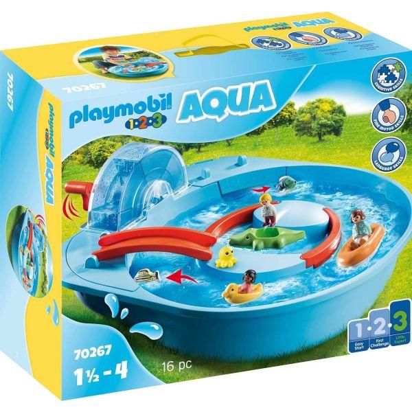 Playmobil 1.2.3 AQUA Splash Water Park 70267