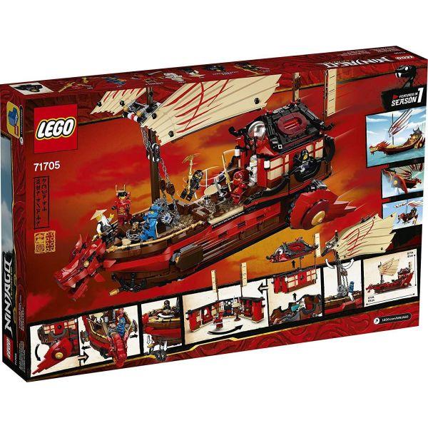 Lego Ninjago Destiny's Bounty71705