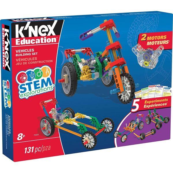 K'NEX STEM Exploration Vehicles