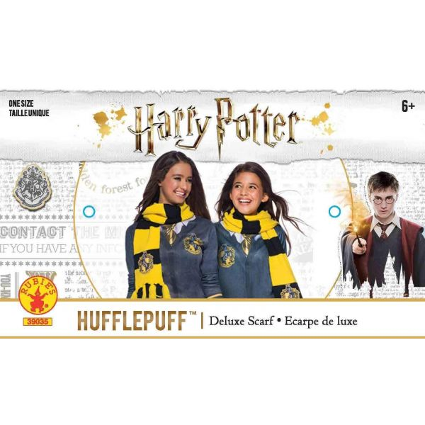 Rubies Harry Potter Hufflepuff Deluxe Scarf