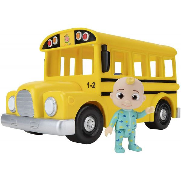 Cocomelon Musical Yellow School Bus