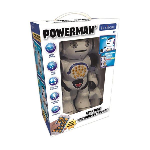 POWERMAN Interactive Robot
