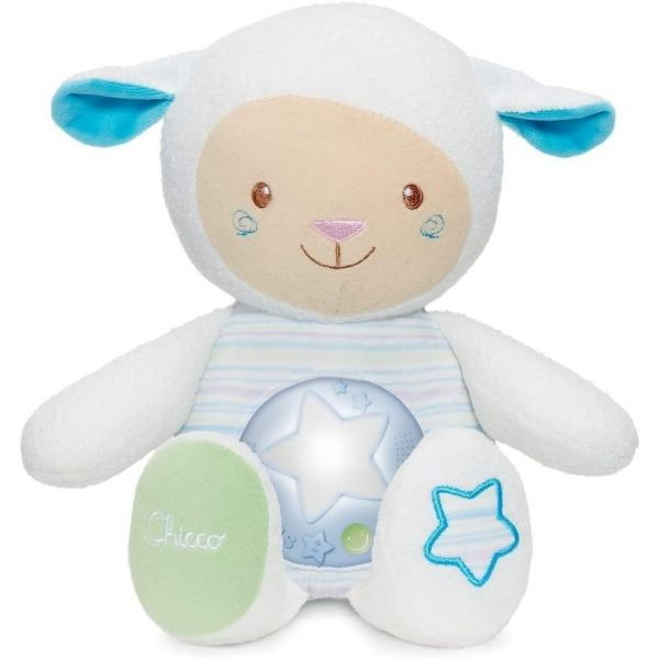 Chicco Blue Lullaby Sheep