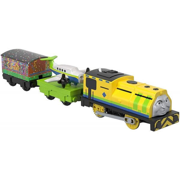 Thomas and Friends Trackmaster Motorised GFandNM Engine Raul and Emerson