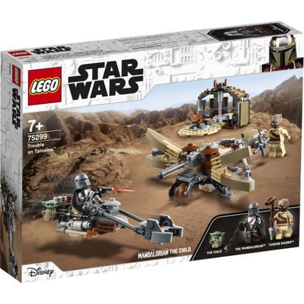 Lego 75299  Star Wars Trouble on Tatooine™
