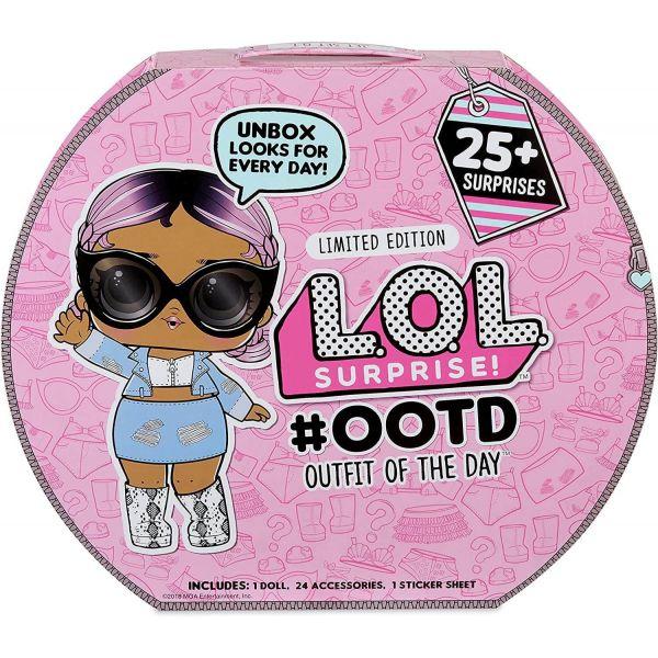 L.O.L. Surprise! #OOTD Advent Calendar