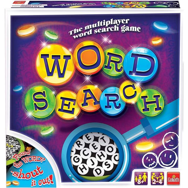 WordSearch Fun Word Puzzle Game