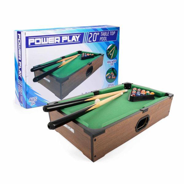 """Toyrific 20"""" Pool Table"""