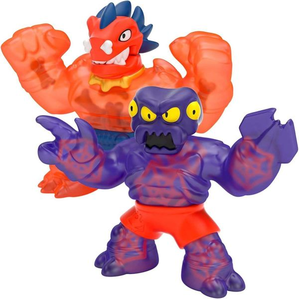 Heroes of Goo Jit Zu  Series 3 Dino Versus Pack Volcano Rumble