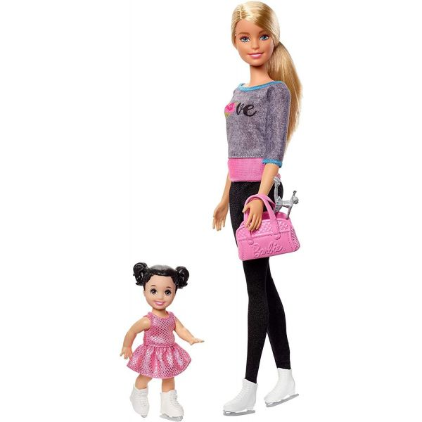 Barbie Ice-Skating Coach Doll