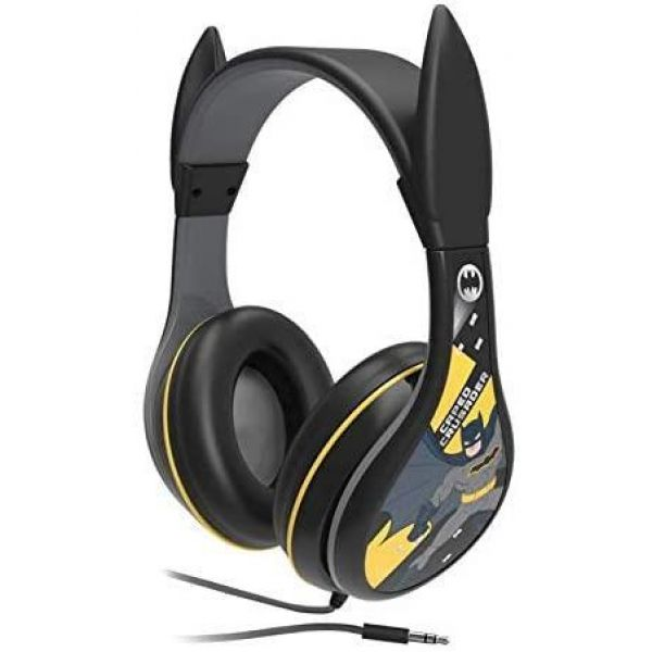 Batman Moulded Youth Headphones