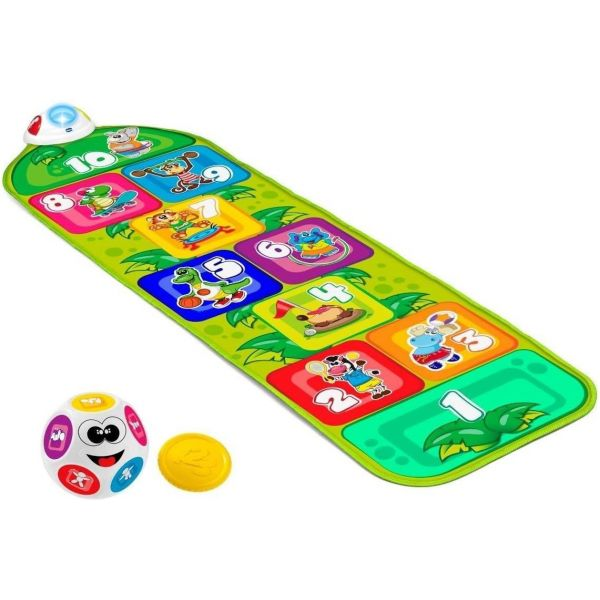 Chicco Jump and Fit Hopscotch Playmat