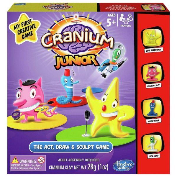 Cranium Junior Board Game