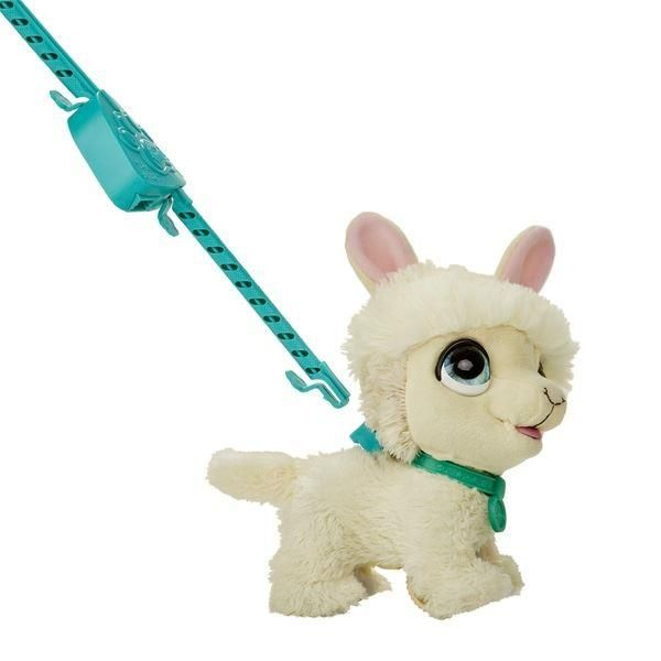 FurReal Friends Walkalots Trend Pet Llama