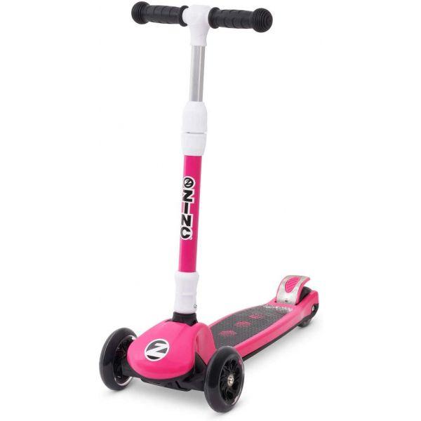Zinc T-Motion Folding Scooter Pink