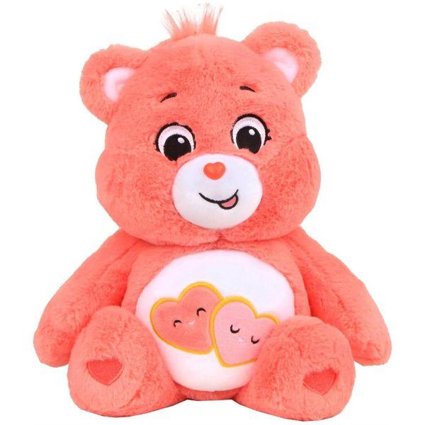 """Care Bear 14"""" Love a Lot Plush Bear"""