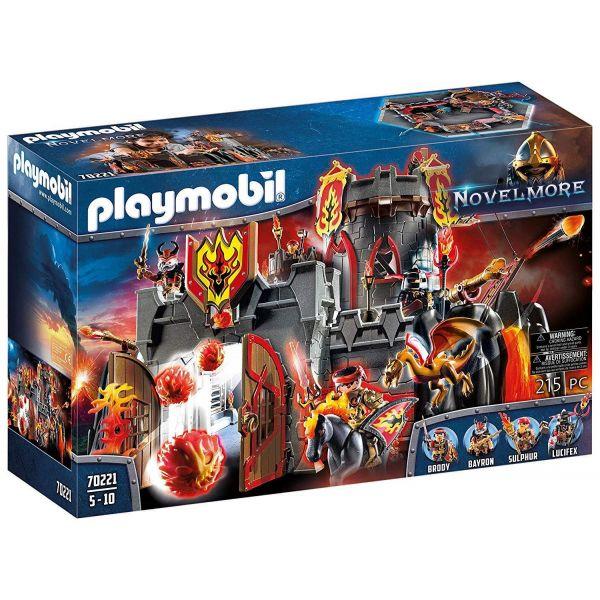 Playmobil 70221 Knights Burnham Raiders Fortress