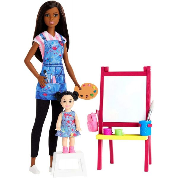 Barbie Career Art Teacher Doll