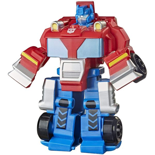 Transformers Classic Heroes Team Rescan Optimus Prime