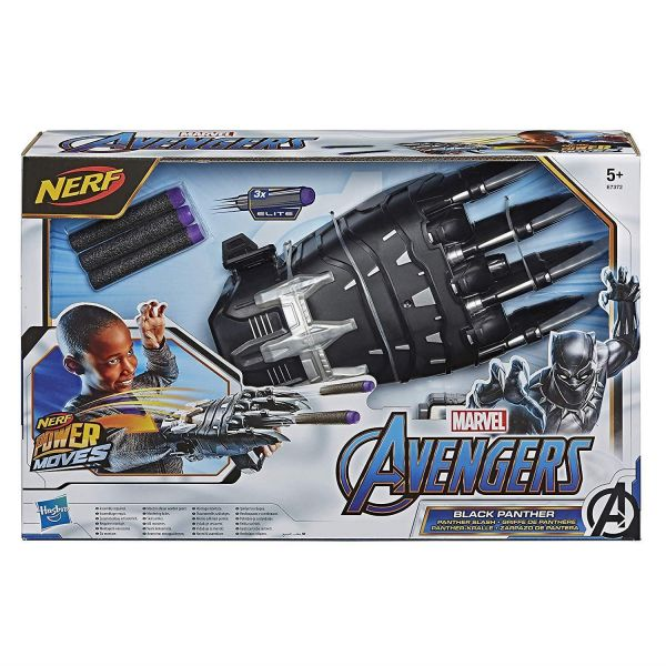 Marvel Avengers Power Moves Role Play Black Panther
