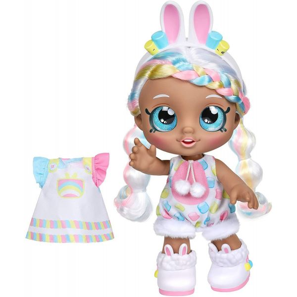 Kindi Kids Dress Up Friends Marsha Mello Bunny Doll