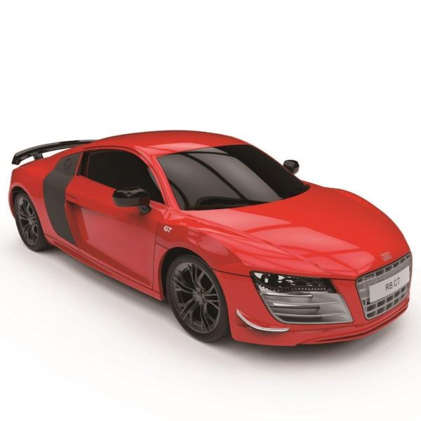 1:24 Scale RC Audi R8 GT Red