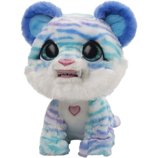 FurReal North the Sabretooth Kitty Interactive Pet