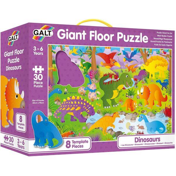 Galt Dinosaurs Giant Floor Puzzles