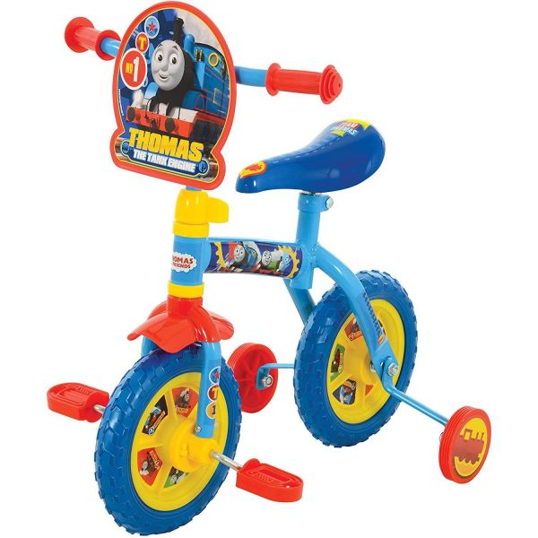 Thomas & Friends 2 in 1 Training Bike 10""