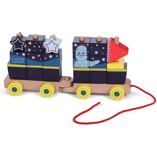 In the Night Garden Stacking Train