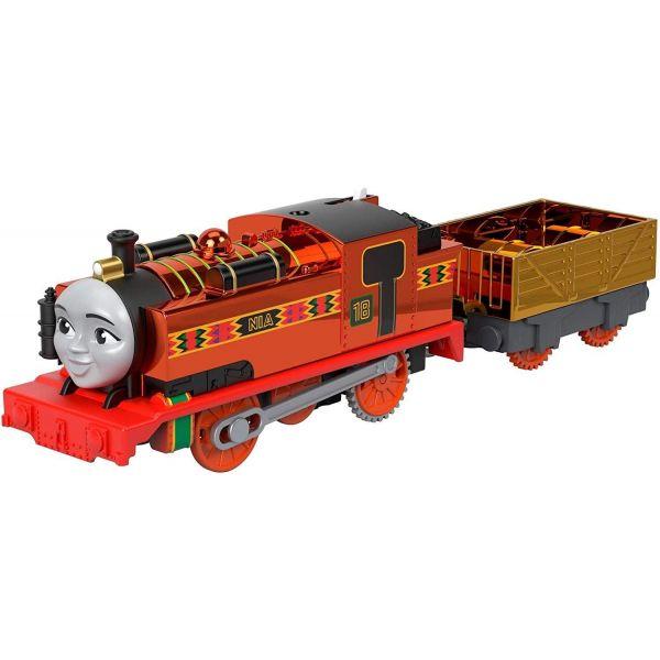 Thomas & Friends Celebration Nia Metallic Engine