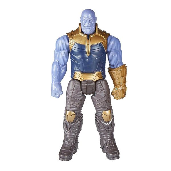 Avengers Infinity War Titan Hero Series Thanos with Power FX Port