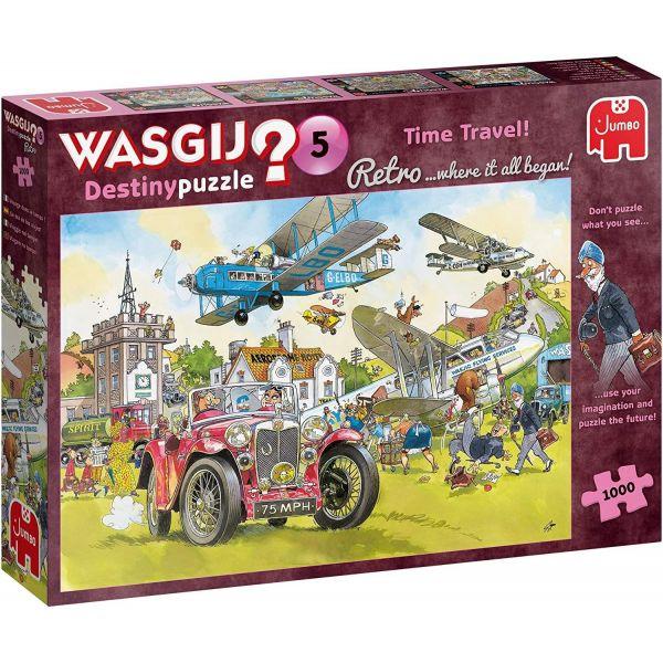 Wasgij Retro Destiny 5 Time Travel