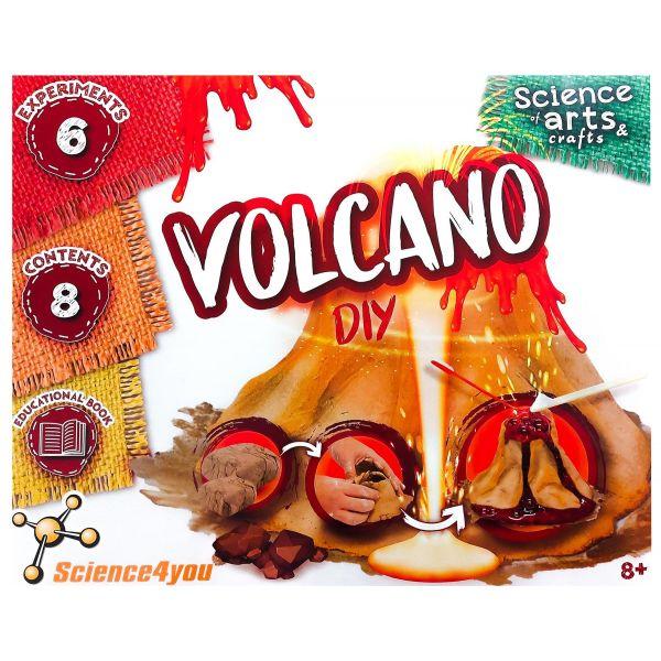 Science 4 You DIY Volcano