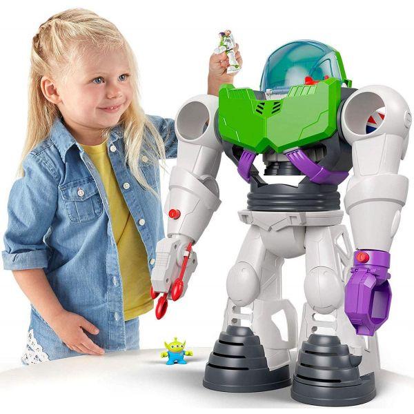 Toy Story 4 Imaginext Buzz Lightyear Robot Playset