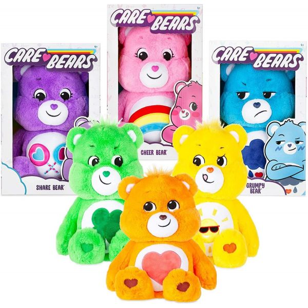 Care Bears Basic Medium Plush