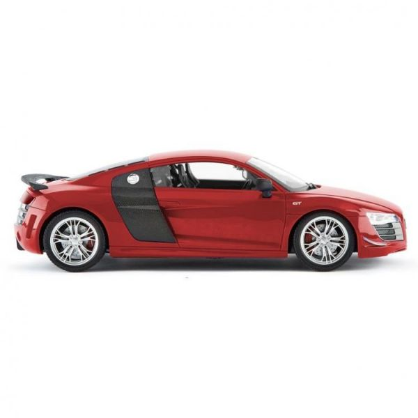 1:14 scale Red Audi R8 2.4Ghz Radio Controlled Car